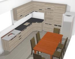 Cozinha Bia e Northon