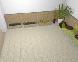 Quintal,horta e lavanderia (Dijane)