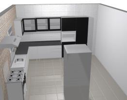 Minha cozinha nova Eli 1