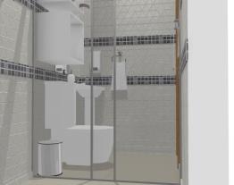 Banheiro 1,20x2,00