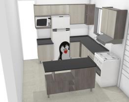 cozinha da Roberta
