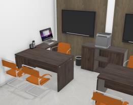 moderna móveis para escritório