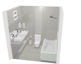 banheiro casal - Julienne