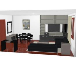 Sala Apartamento 15