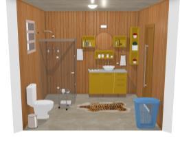 novo banheiro