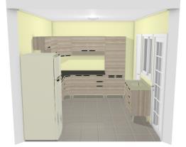 Cozinha Jazz c/ Paneleiro