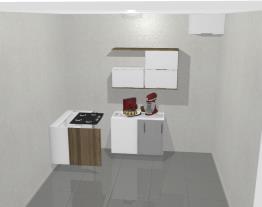 Cozinha Toulouse com Vidro_Alencar