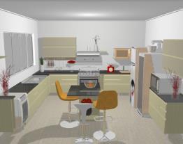 Minha cozinha no Mooble