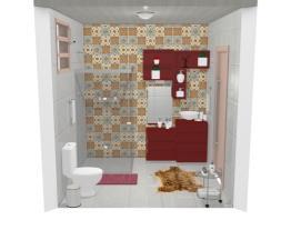 Meu projeto no banheiro casal