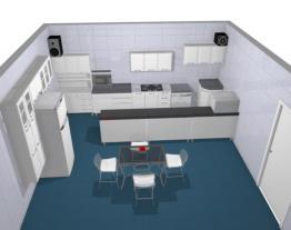 rafa cozinha