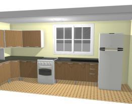 Cozinha Nicioli 4,80x 1,50
