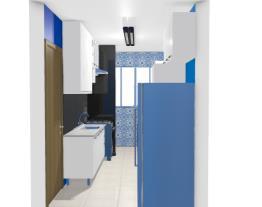 Cozinha e Área de Serviço - Regiane