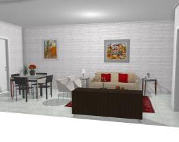 Sala de Casa Térrea
