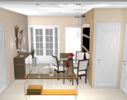 Meu projeto sala de jantar