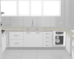 Cozinha Completa 3 Branco - Teka