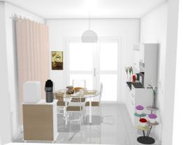 Sala de Almoço Eva