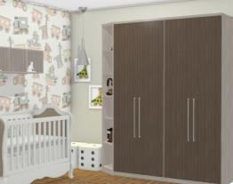 Dormitório Infantil  Doce Vida