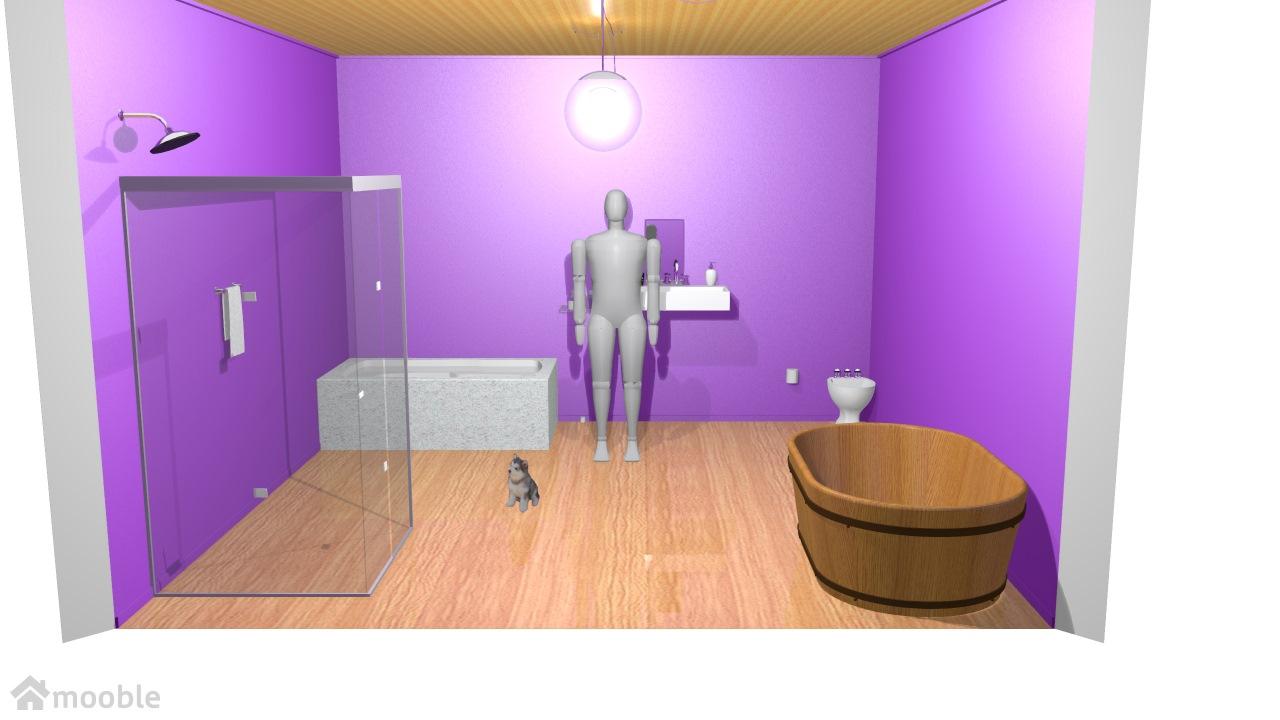banheiro dimais