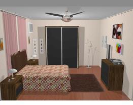 Quarto nº 5 casa de Praia
