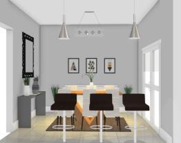 sala de jantar SEM CONTACT MADEIRA