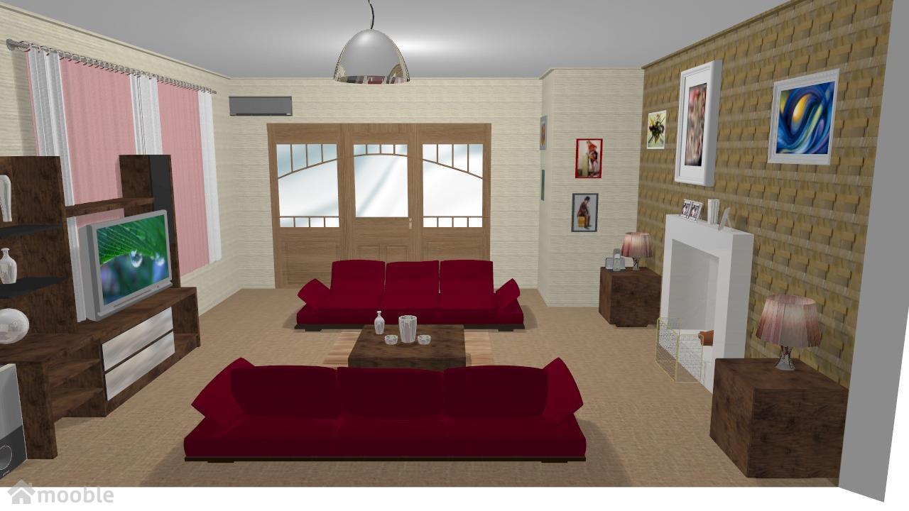 Sala casa de Serra