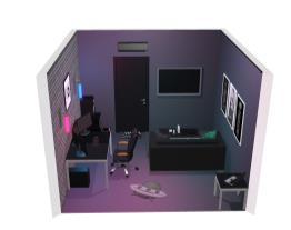 Melhor quarto setup ever