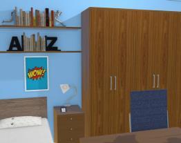 Dormitório Tobey