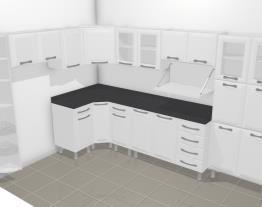 cozinha de cinara