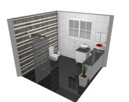Meu projeto no Mooble banheiro 3
