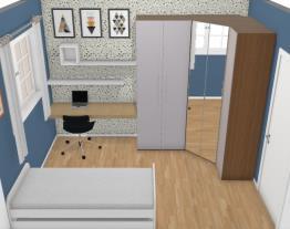 Dormitório (Solteiro)