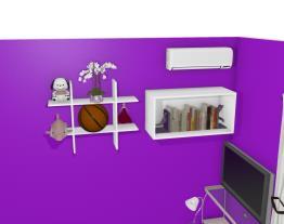 Meu projeto no Mooble meu quarto