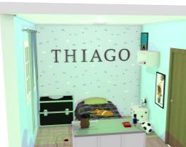 quarto do Thiago