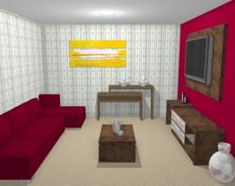 Projeto sala 3,70x3,50