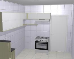 Cozinha Dartanhan Alteração