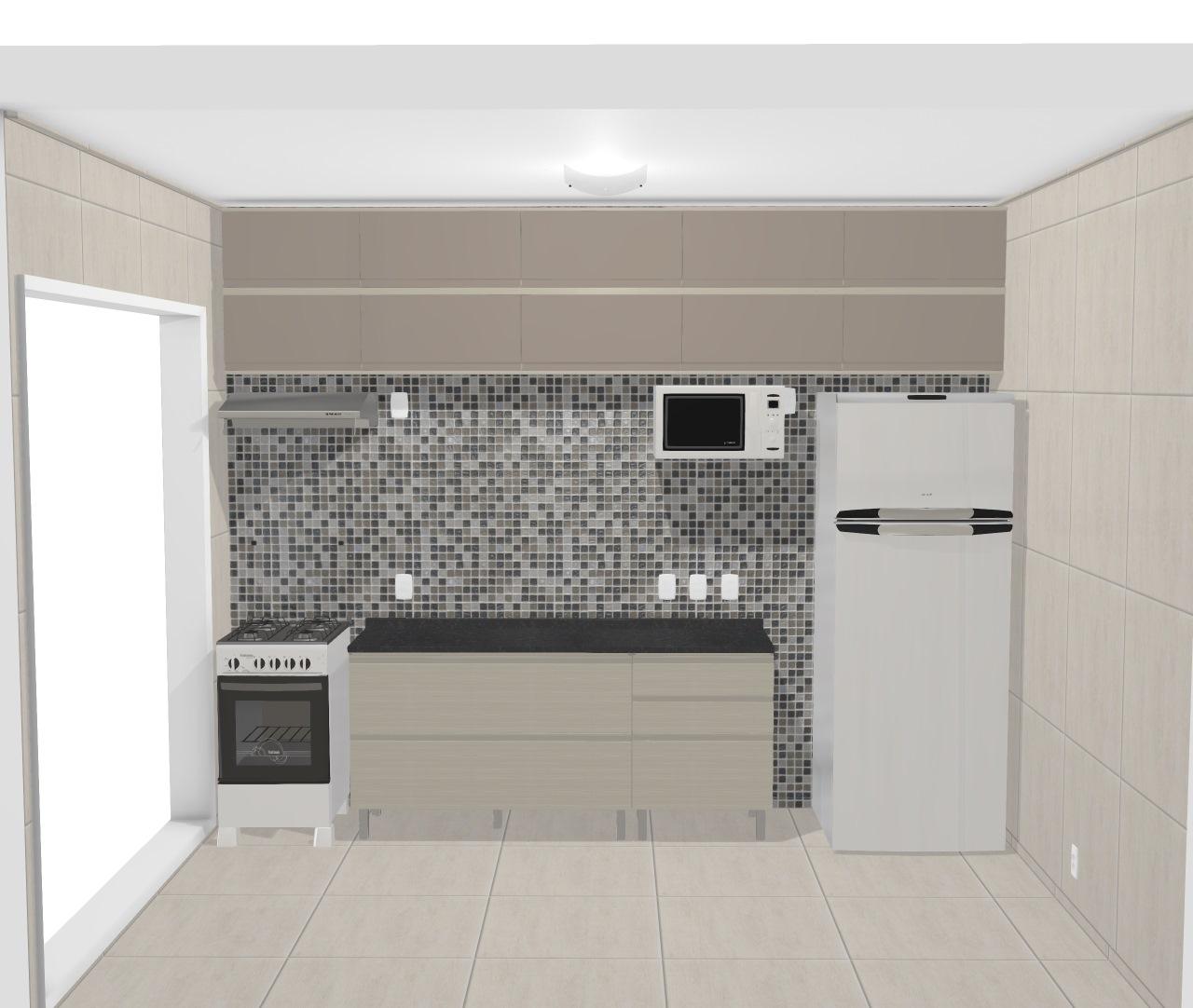 Cozinha Belíssima - DUPLA