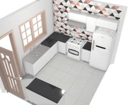 Cozinha Clarice-Patricia -Meire