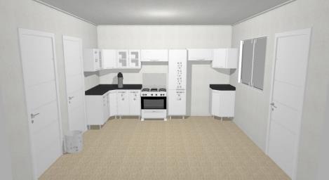 Projeto da cozinha