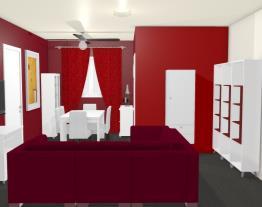 Sala Dois Ambientes Fátima