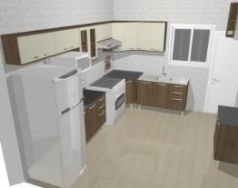 Cozinha de madeira Caprice 5