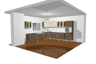 Caprice 1 minha cozinha
