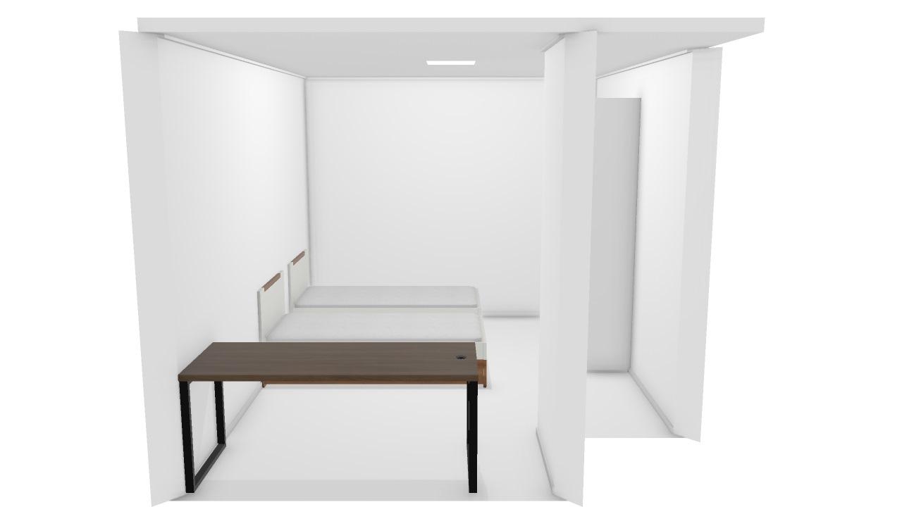quarto escritório