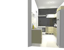 Cozinha de Apartamento