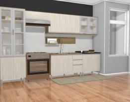 Cozinha Integra 14