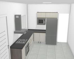 cozinha da Danielle