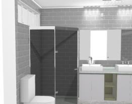 banheiro da suite