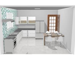 cozinha de madami