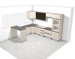 Projeto cozinha Katia