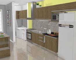 Cozinha Integra 17