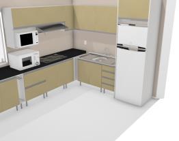 Cozinha editável