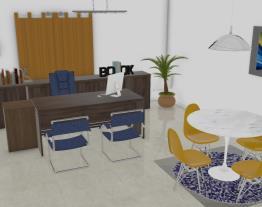 escritorio moderna